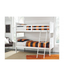 Blanchard Twin over Twin Bunk Bed
