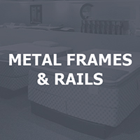 Metal Frames & Rails (0)