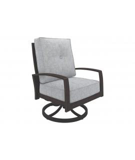 Crystal Keep Swivel Lounge Chair