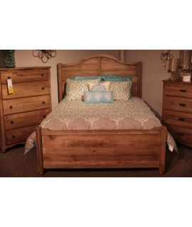 American Maple Queen Size Bed