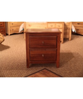 Amish Cherry Nightstand
