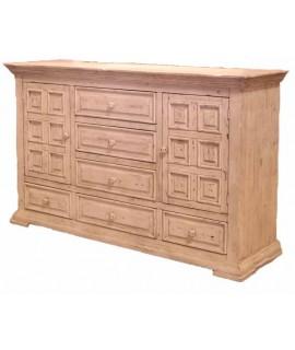 Ardencroft White Dresser
