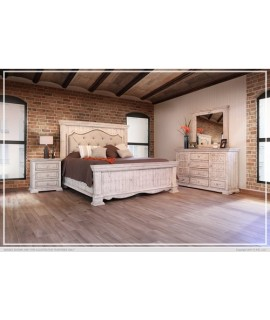 Ardencroft White Queen Size Bedroom Set