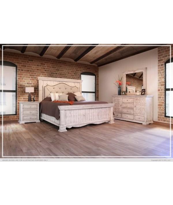 Ardencroft White Queen Size Bedroom Set