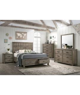Azalea Queen Size Bedroom Set