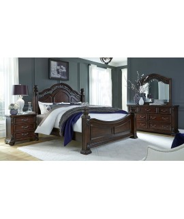 Bayston Hill 4pc. Queen Bedroom Set