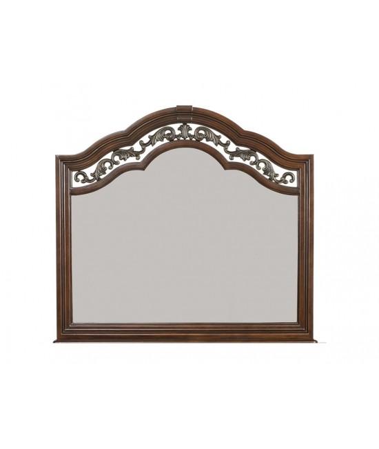 Bayston Hill Arched Mirror