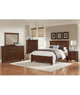 Bonanza 4pc. Queen Bedroom Set