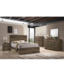 Branson 4pc. Queen Panel Bedroom Set