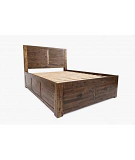 Brodie Queen Size Storage Bed