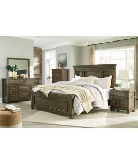 Camilla Queen Panel Bed Set