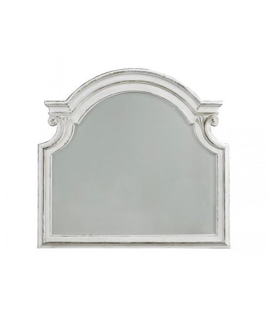 Cloverfield Arched Mirror