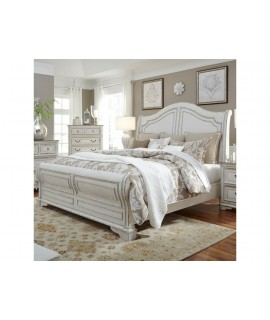 Cloverfield King Sleigh Bed