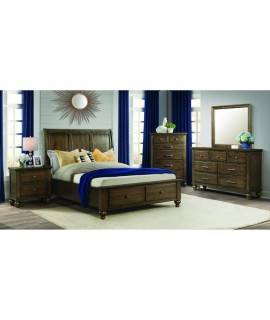Darla 4pc. King Bedroom Set