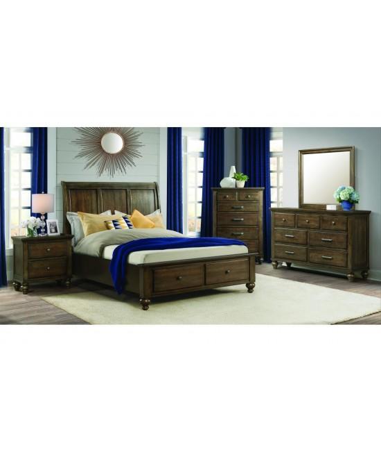 Darla 4pc. Queen Bedroom Set