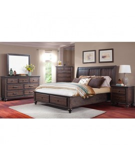 Darla Queen Size Bedroom Set