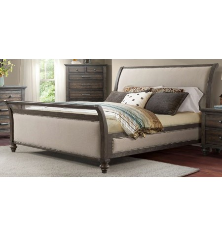 Darla King Size Bed