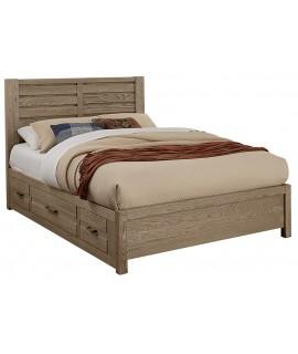 Forrest King Size Bed