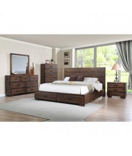 George Queen Size Bedroom Set