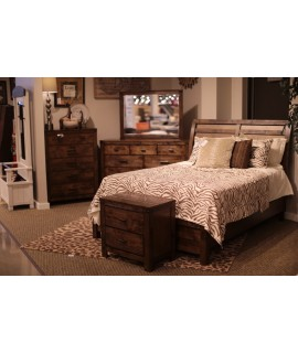 Hansen Queen Size Bedroom Set