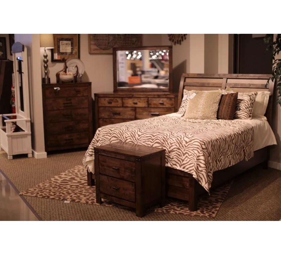 Hansen queen size bedroom set for Queen size bedroom sets