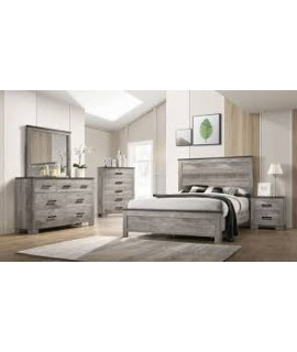 Hawks Inlet King Bedroom Set
