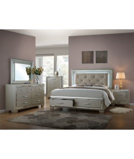 Isabella Queen Size Bedroom Set