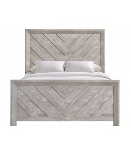 Joey Queen Panel Bed