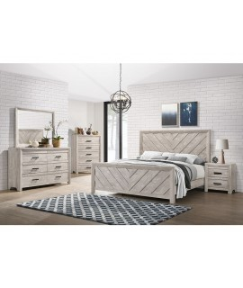 Joey 4pc. Queen Bedroom Set