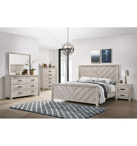 Joey 4pc. King Bedroom Set