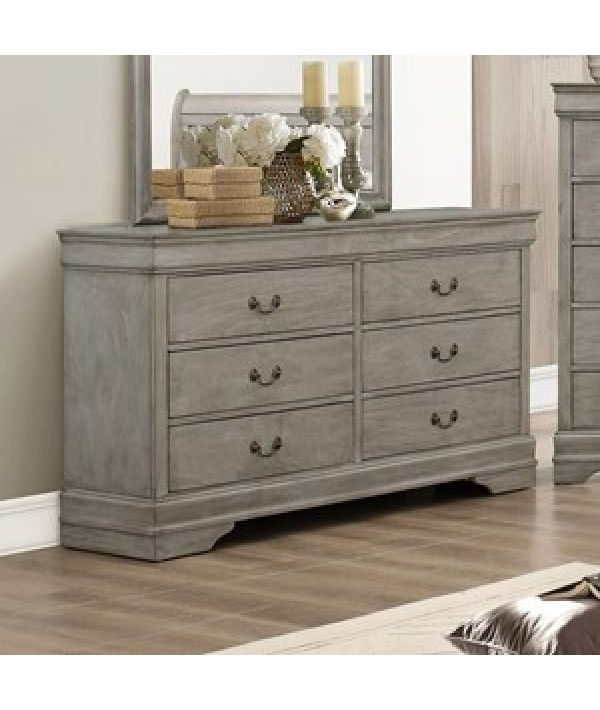 Gardner White Bedroom Sets: Lafayette Gray Twin Size Bedroom Set