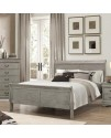 Lafayette Gray Full Size Bedroom Set