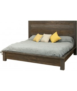 Lanson Queen Low Profile Bed