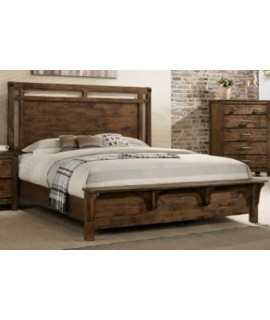 Lexington Queen Size Bed