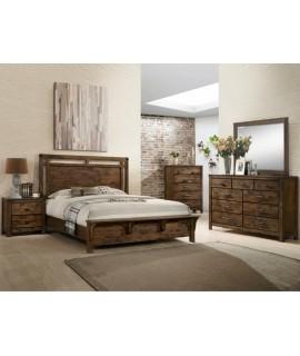 Lexington Queen Bed Set