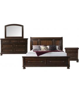 Linden 4pc. Queen Bedroom Set
