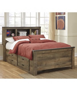 Maroa Full Size Storage Bed