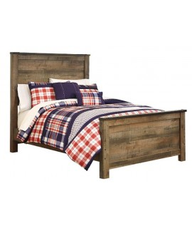 Maroa Full Size Panel Bed