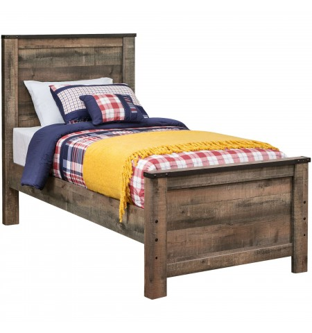 Maroa Twin Size Panel Bed
