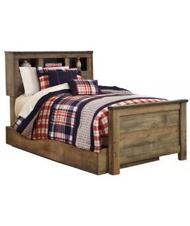 Maroa Twin Size Storage Bed