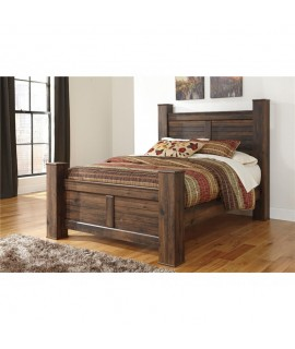 Mendota Queen Size Bed