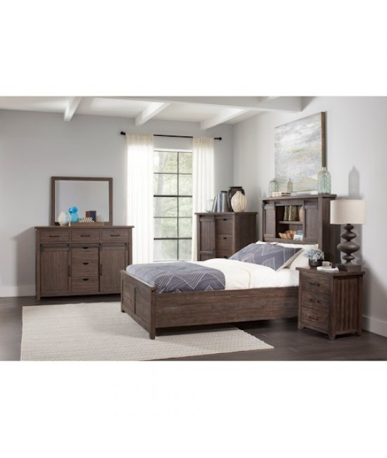 Modern Rustic King Bedroom Set