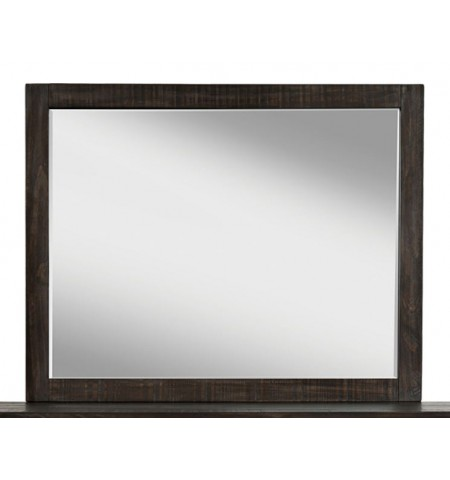 Modern Rustic Mirror