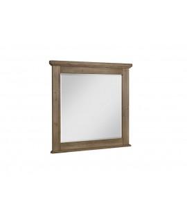 Natural Rustic Landscape Mirror