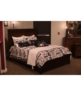 Oakton Queen Size Bed