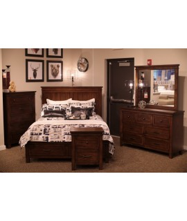 Oakton Queen Size Bedroom Set