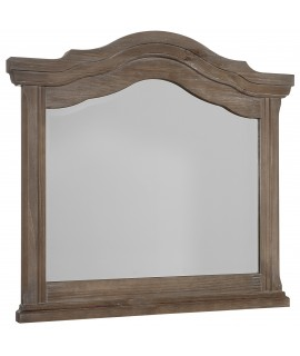 Saddle Grey Mirror