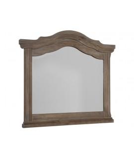 Saddle Grey Mirror