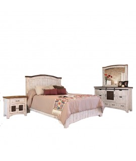 Santa Fe Queen Size Bedroom Set
