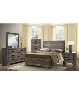 Saphire Queen Size Bedroom Set